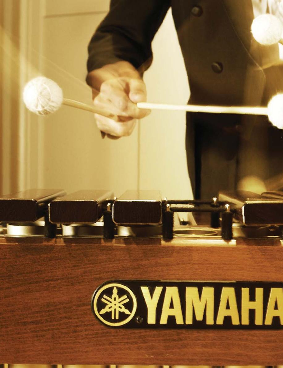 Yamaha Mallets KPB-10B