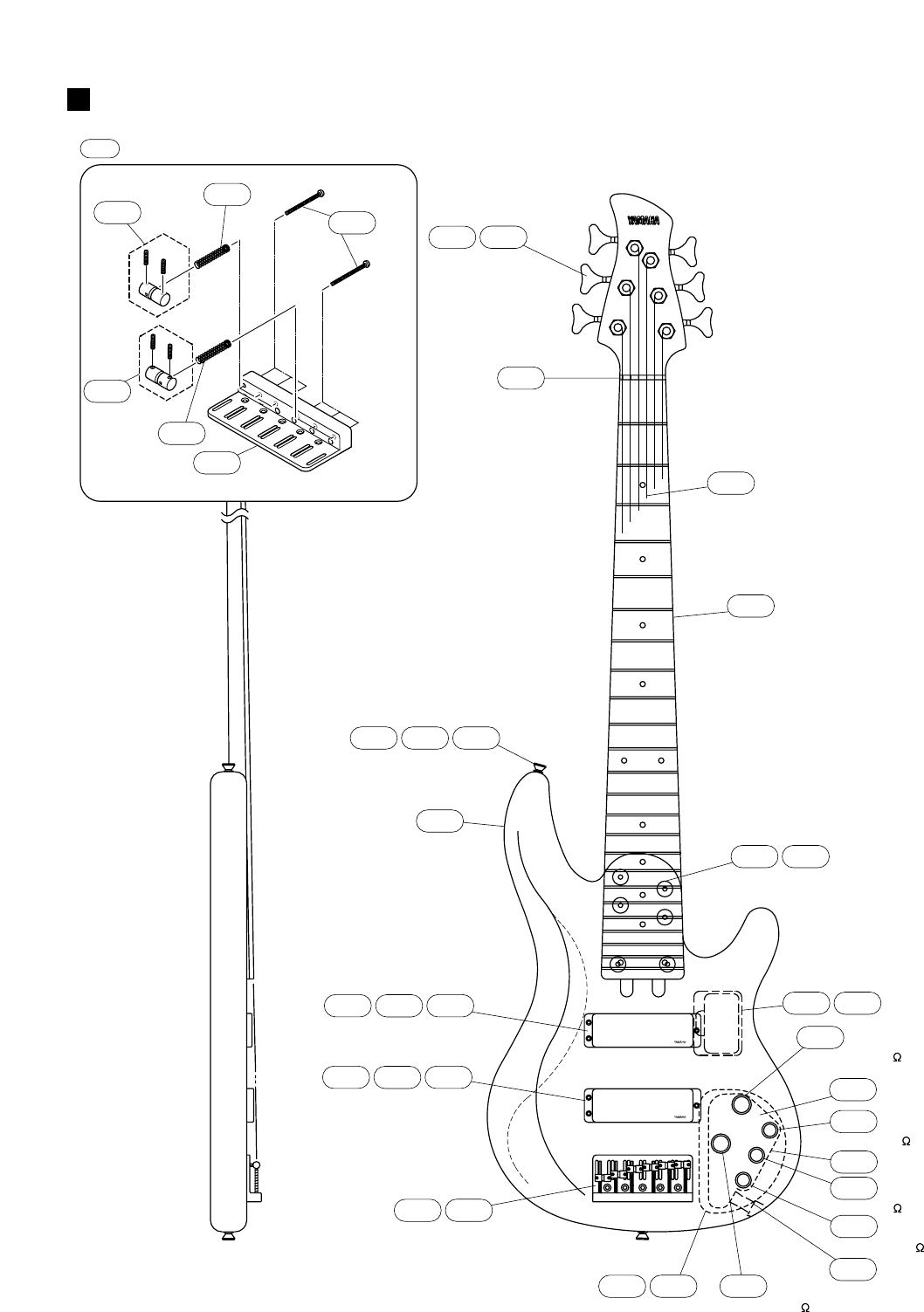 yamaha guitar 11391 users manual trb 6ii
