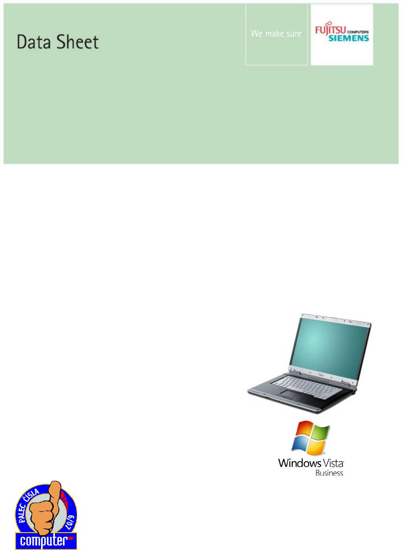 Yamaha Laptop PC Ds_amilo_pro_v3525_3545_050607 User Manual To The ...