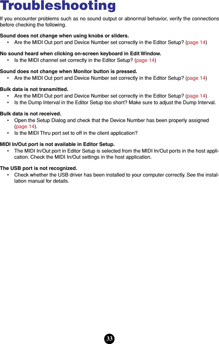 Yamaha MOTIF ES6/MOTIF ES7/MOTIF ES8 Voice Editor Manual ES VE E