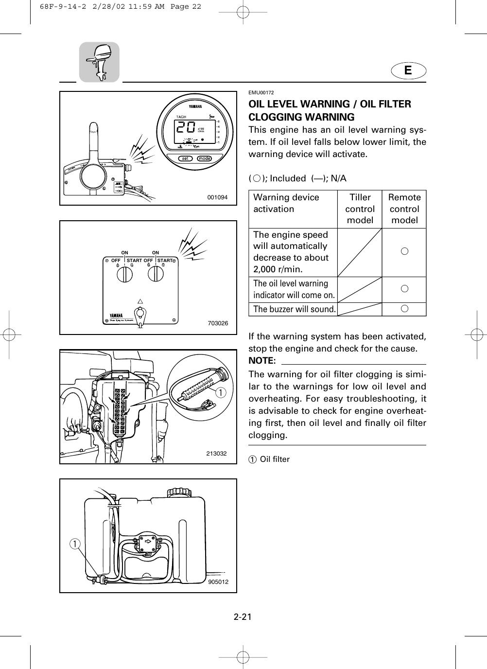 Yamaha Outboard Motor Lz150B Users Manual Z150B, LZ150B