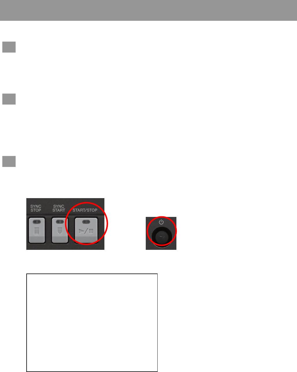 Yamaha PSR S950 V1 03 Installation Guide Firmware For S970