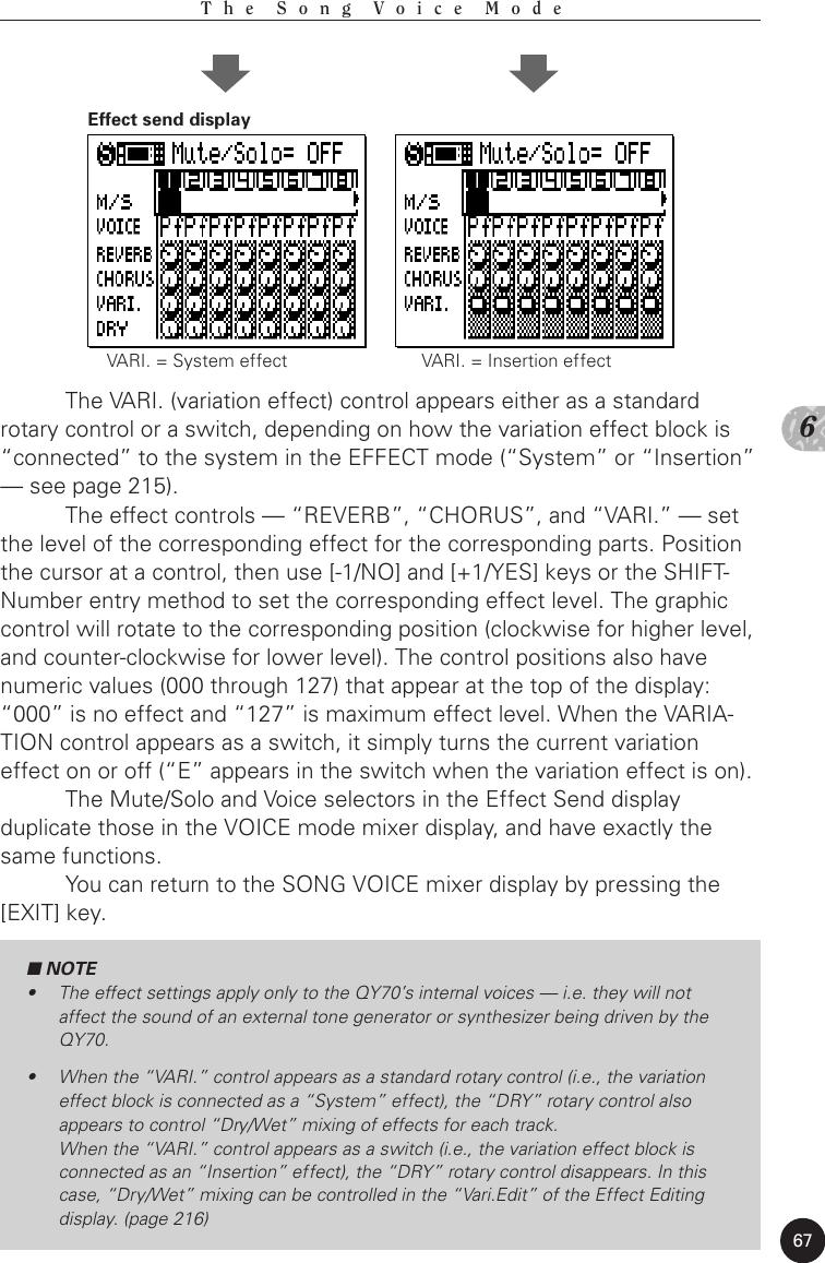Yamaha Qy70 Owners Manual
