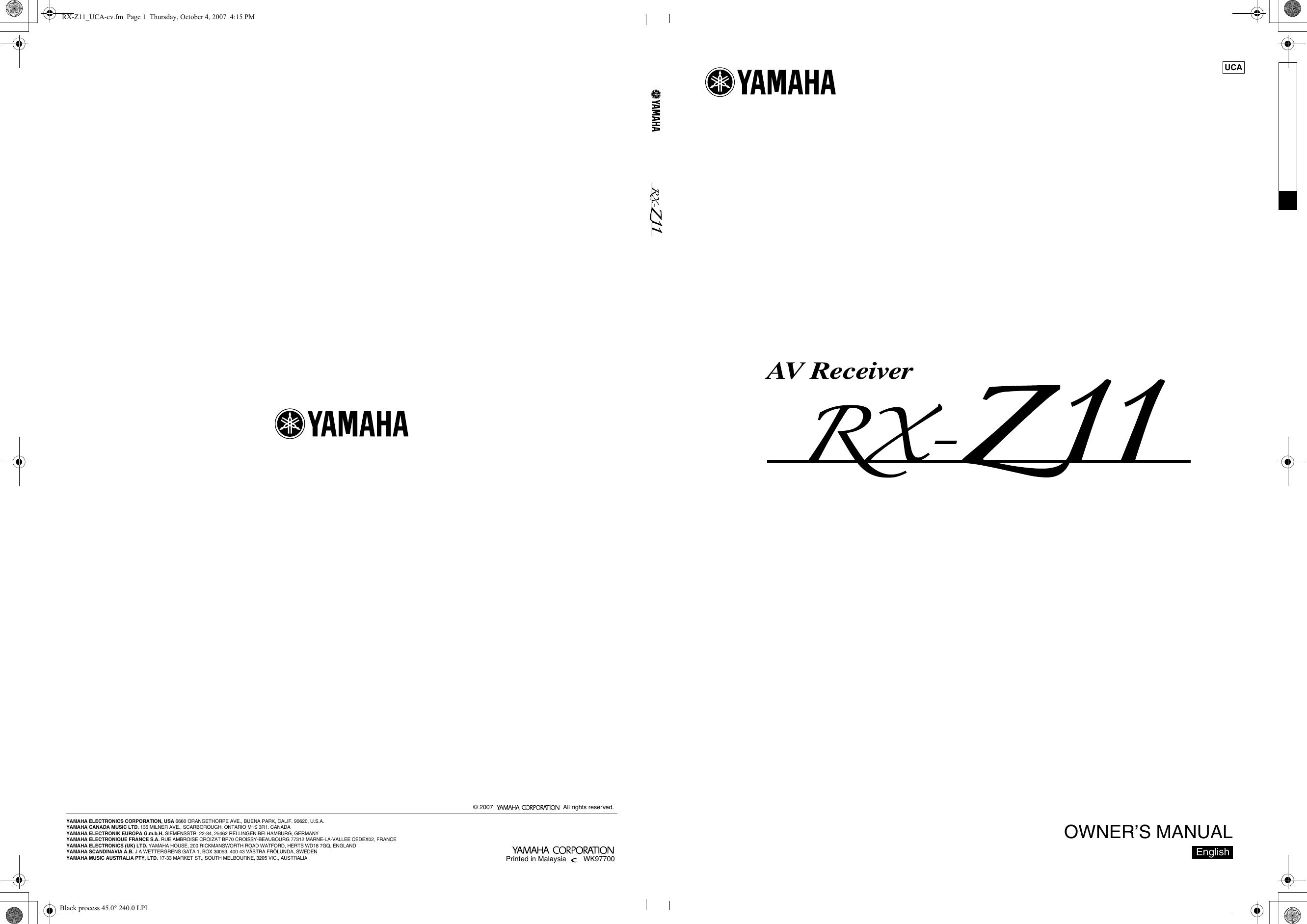 Rxz owner manual daily instruction manual guides yamaha rx z11 owners manual rh usermanual wiki rxz thai basikal rxz fandeluxe Images