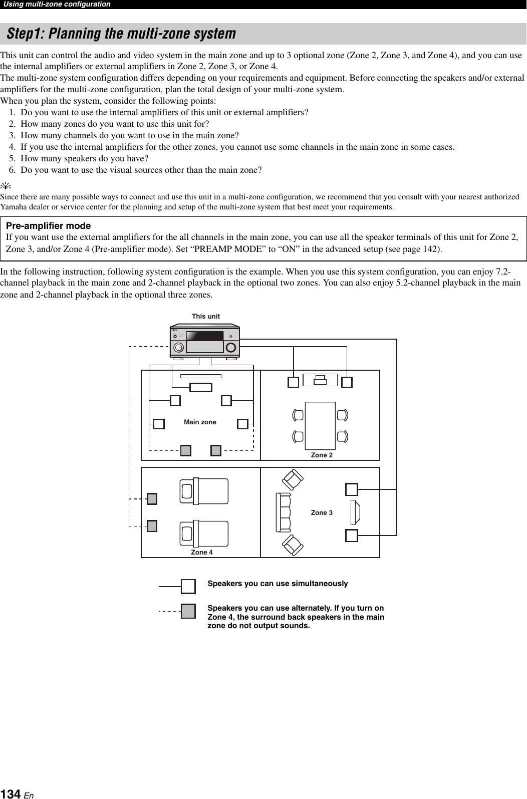 Yamaha Rx Z11 Owners Manual