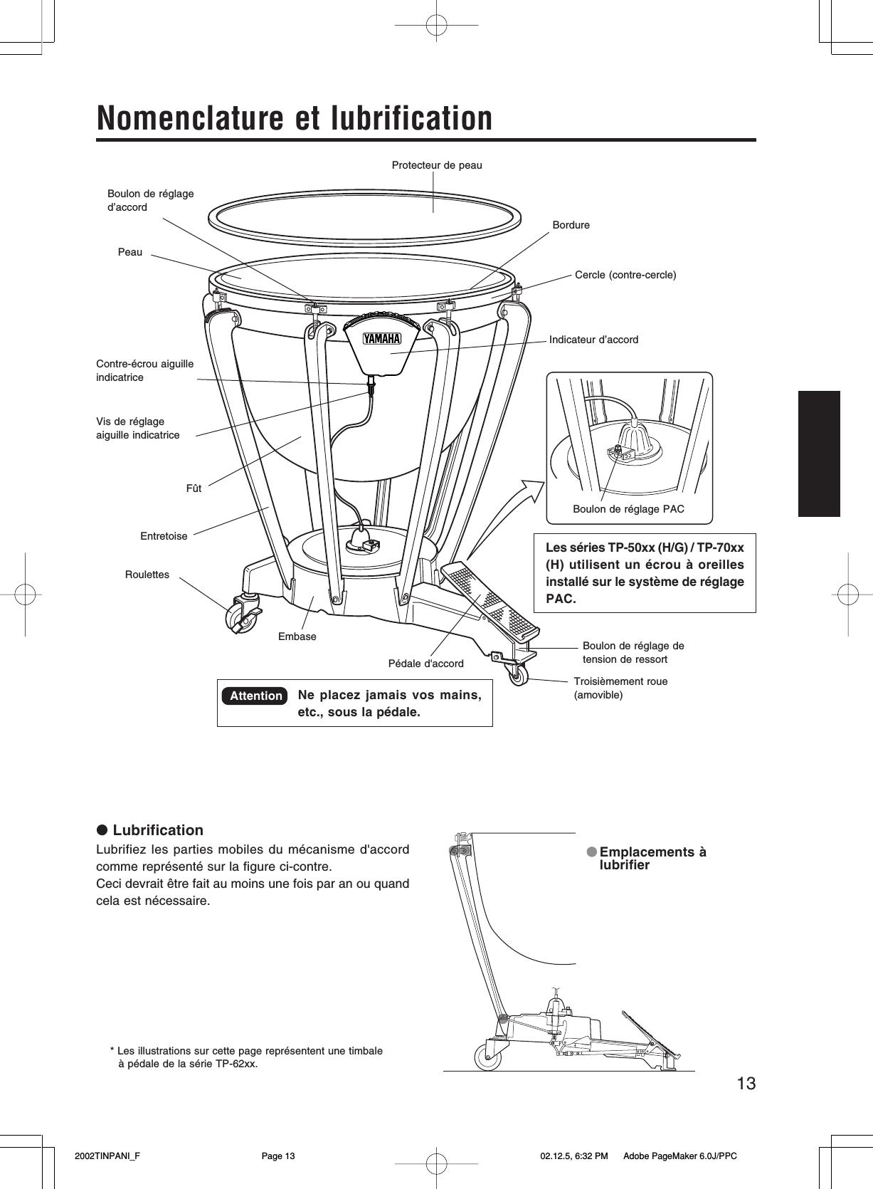 page 2 of 10 - yamaha tp-6000 tp-4000 tp-5000 tp