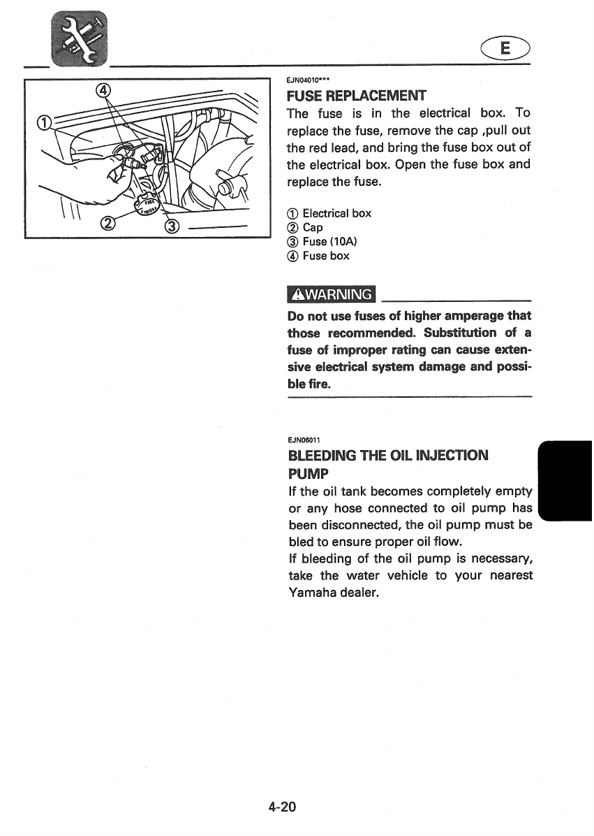 Yamaha Wvt799bw Wave Venture User Manual To The 345eff04 Dac0 42be Fuse Box Pull Outs Bd3b F18cf3429055