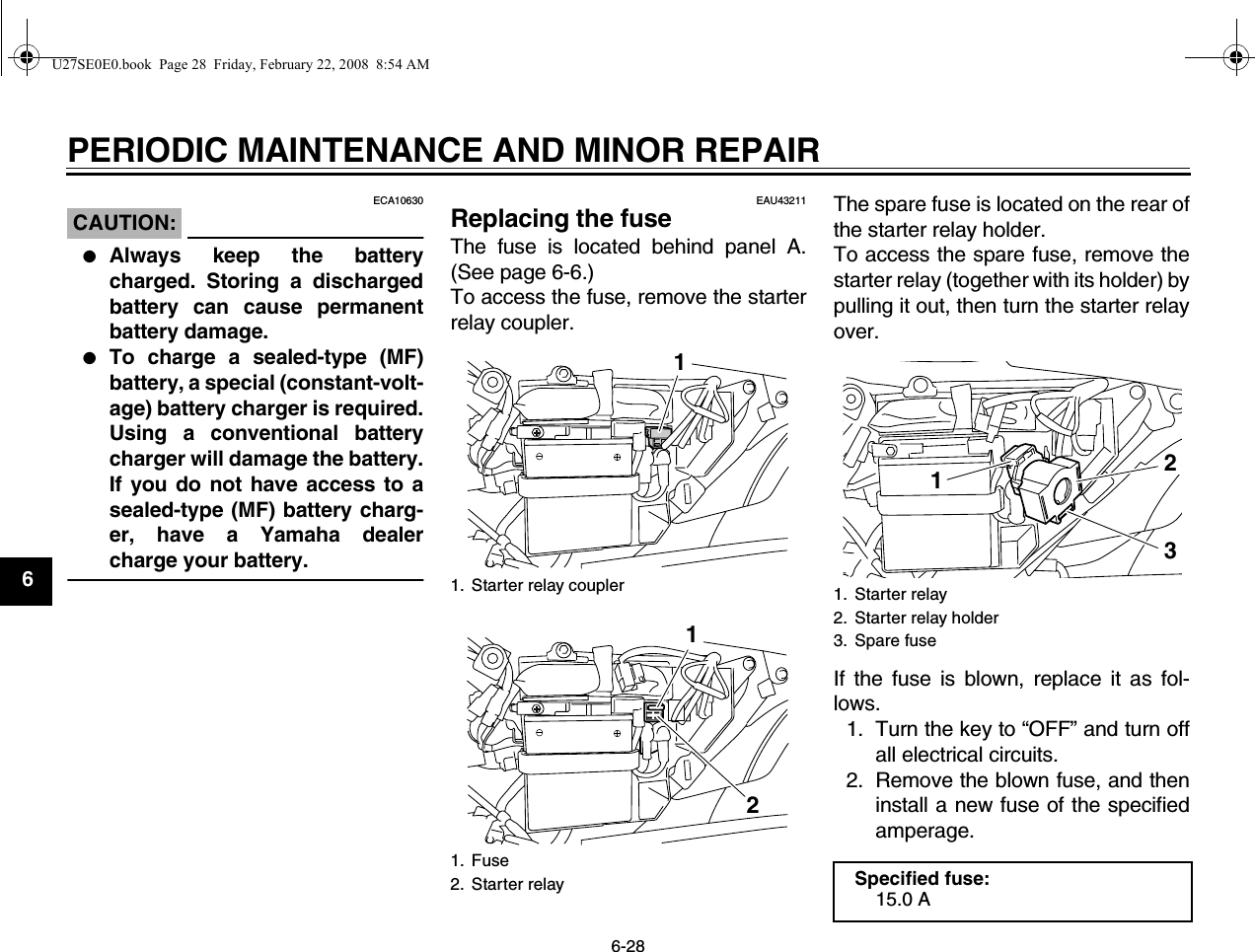 Yamaha Ybr125 Owners Manual ManualsLib Makes It Easy To Find Manuals