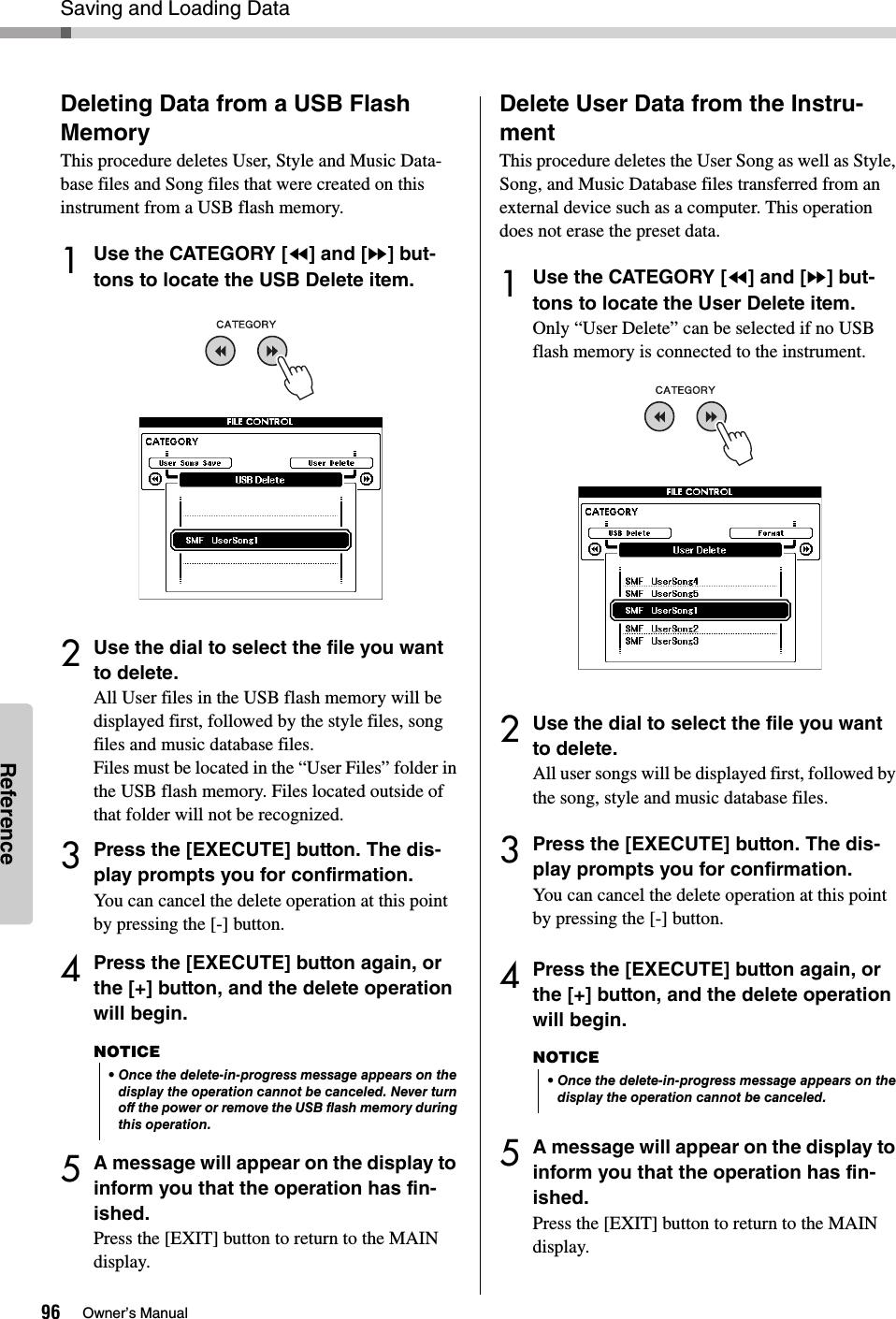Yamaha DGX 640 Owner's Manual Owner's Dgx640 En Om A0