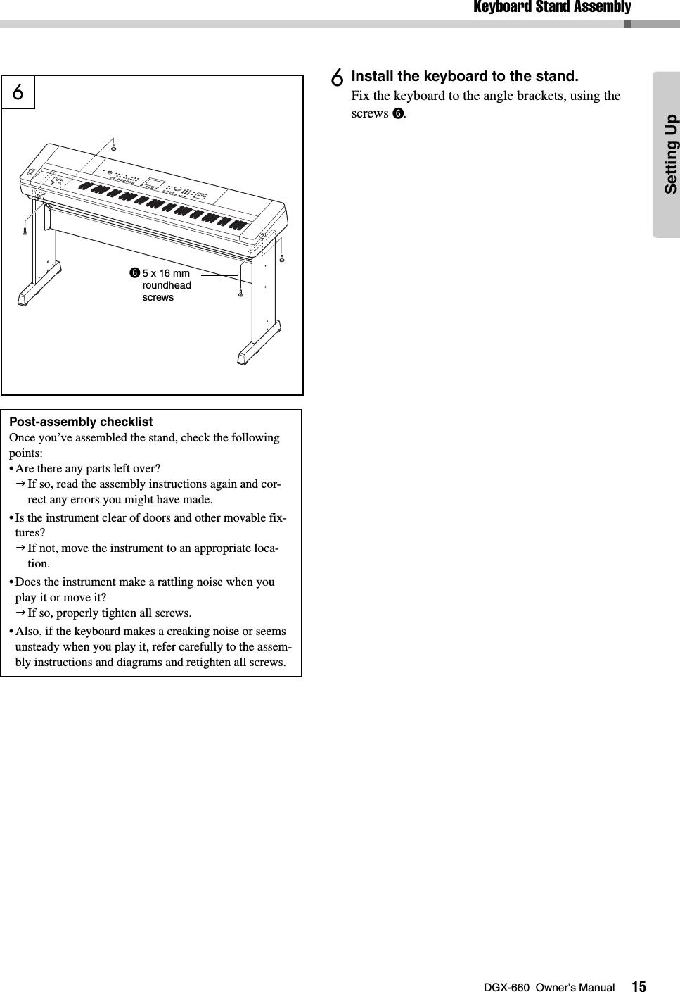 Yamaha DGX 660 Owner's Manual Owner's Dgx660 En Om A0