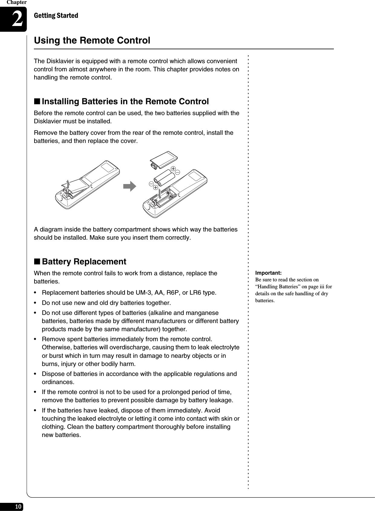 Yamaha Disklavier E3 Operation Manual (Asia & Pacific) Dkve3