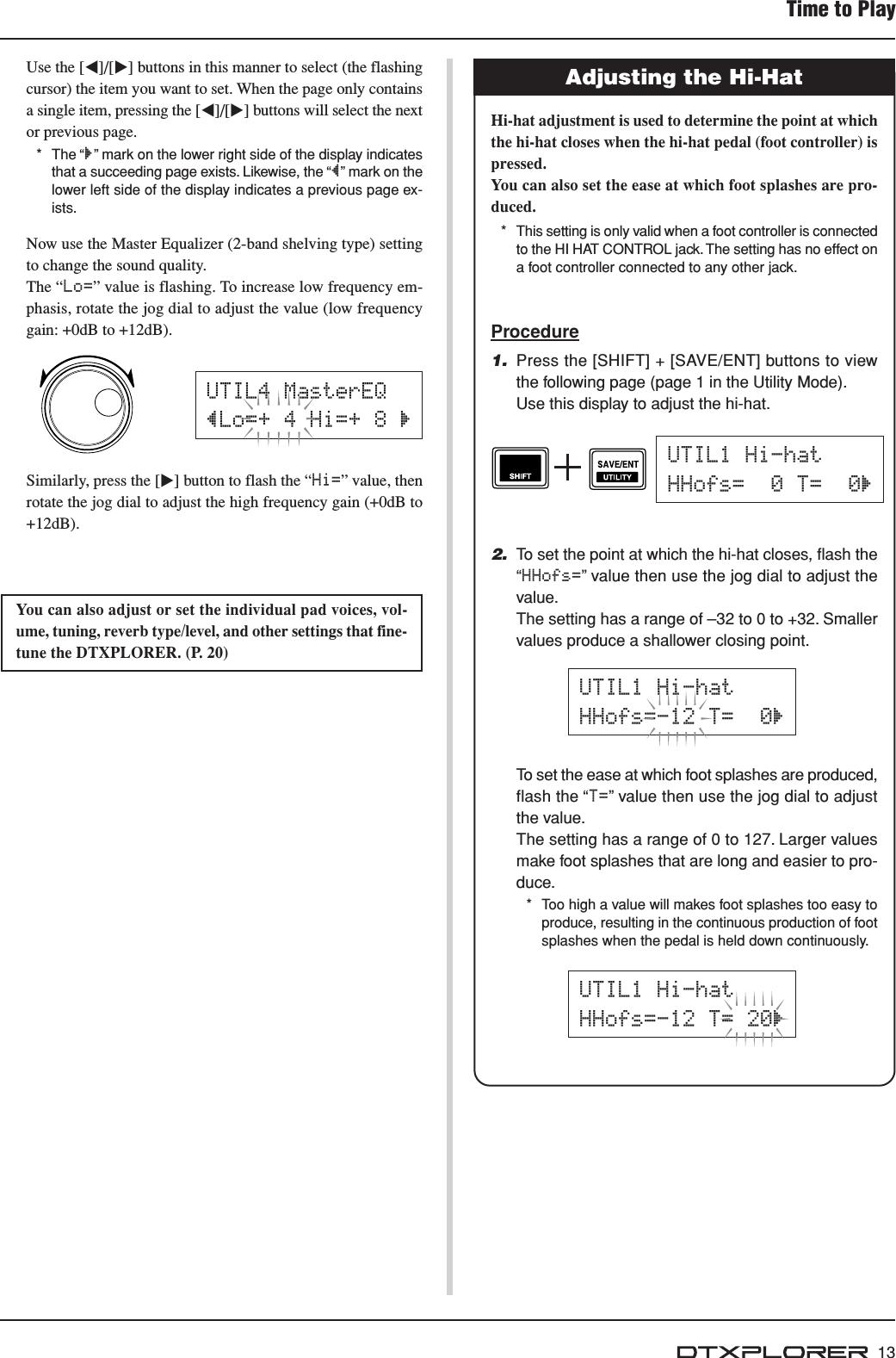 Yamaha DTXPLORER Owner's Manual Dtxpl En Om 02b0