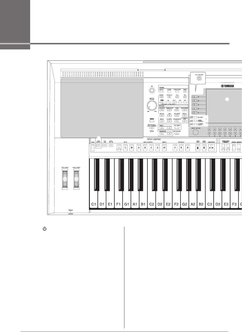 Yamaha Psr S950 Psr S750 Owner S Manual S950 S750 Owner S Psrs950 Id