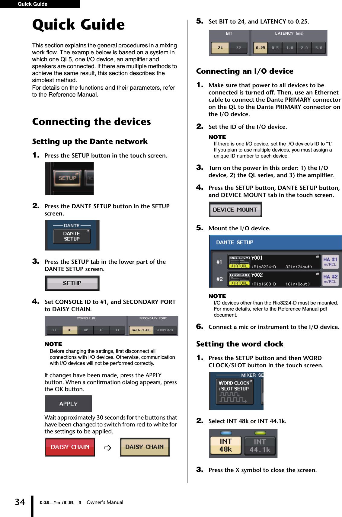 Yamaha QL5/QL1 V4 0 Owner's Manual Ql5 1 En Om D1