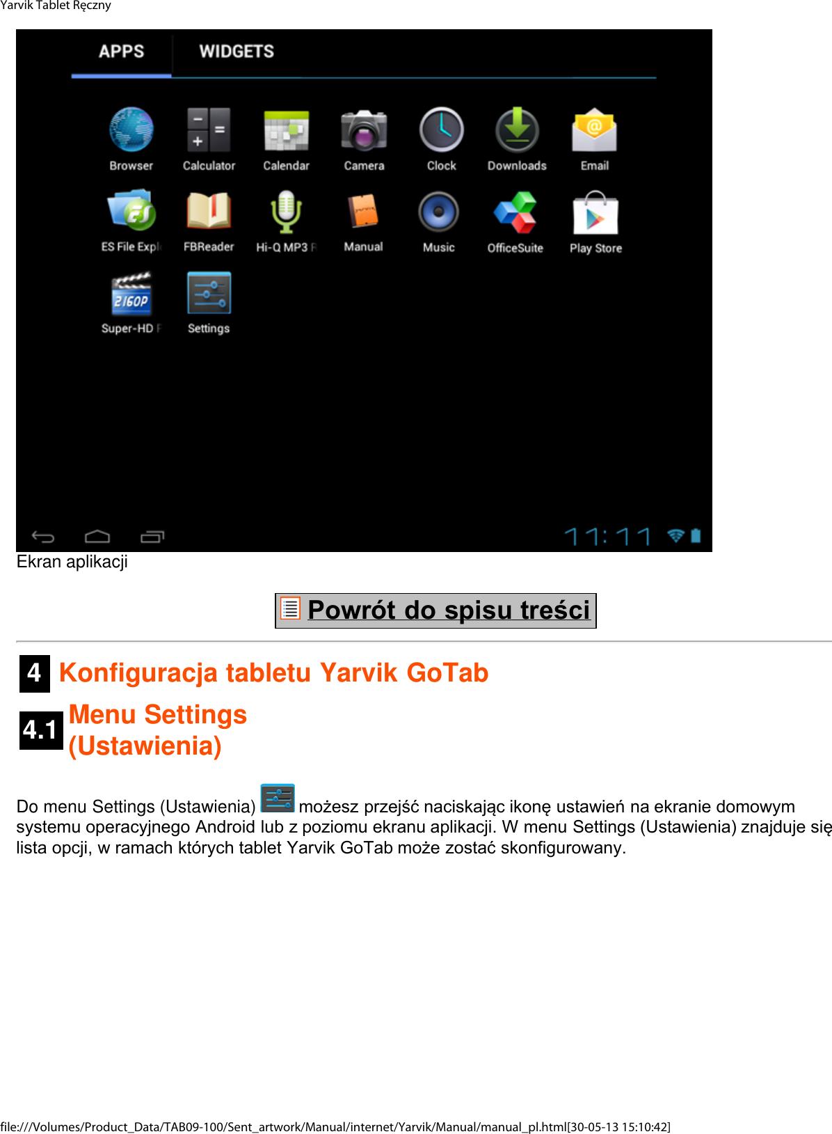 Yarvik Luna 9 Tab09 100 Users Manual GoTab