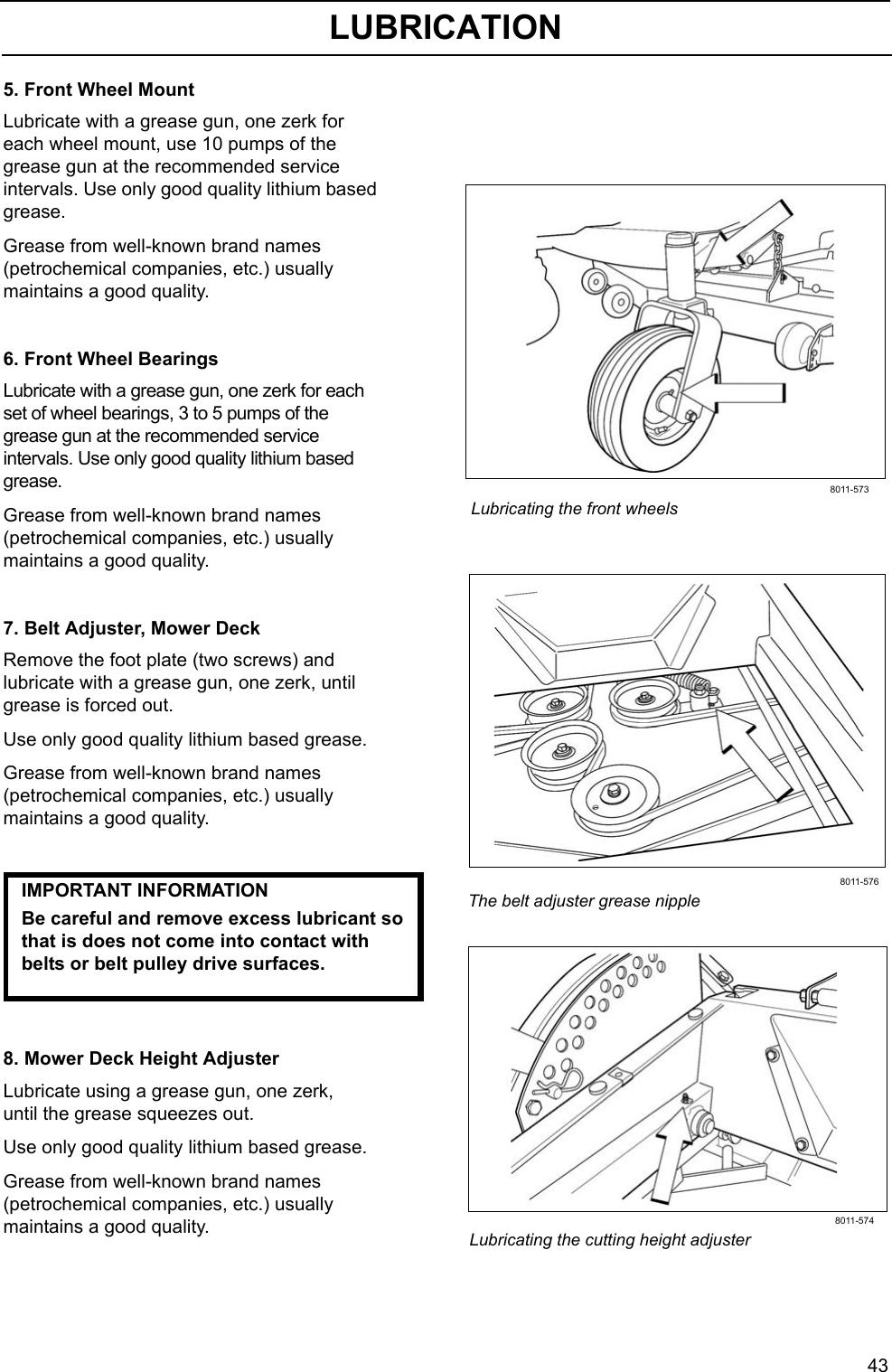 Yazoo Kees Zhdd61270 Zhdd61340 Zhdd72340 Users Manual OM