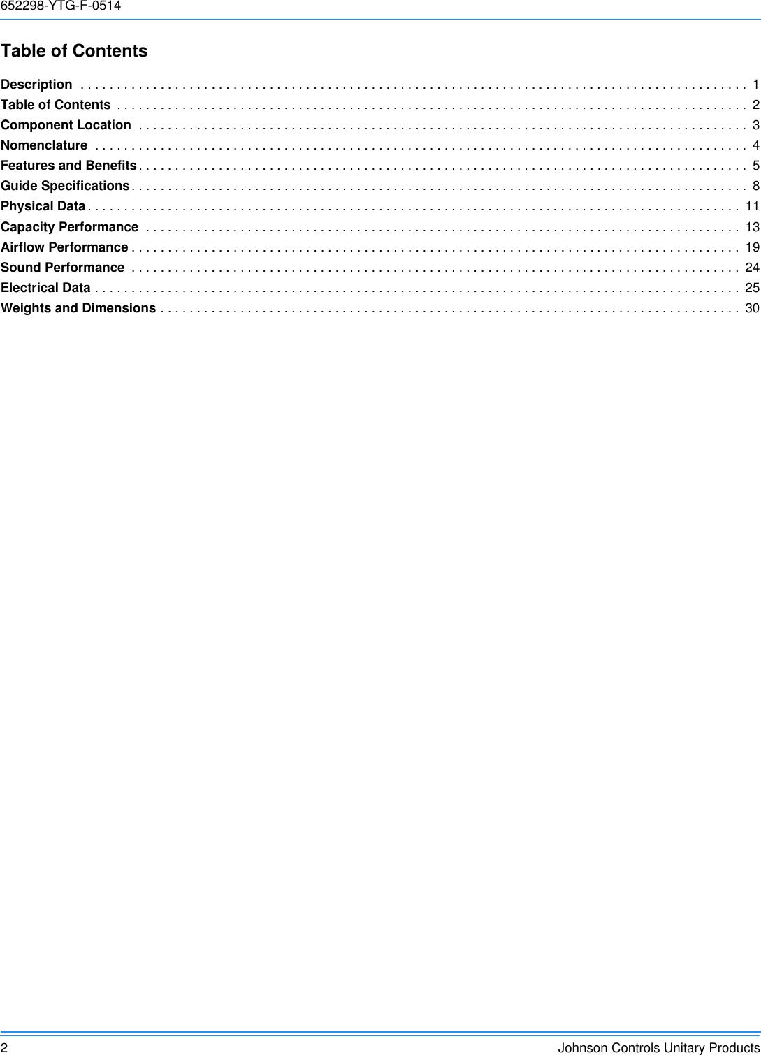 York Xp Sunline Technical Guide 652298 YTG F 0514 Xp York Heat Pump Wiring Diagram on