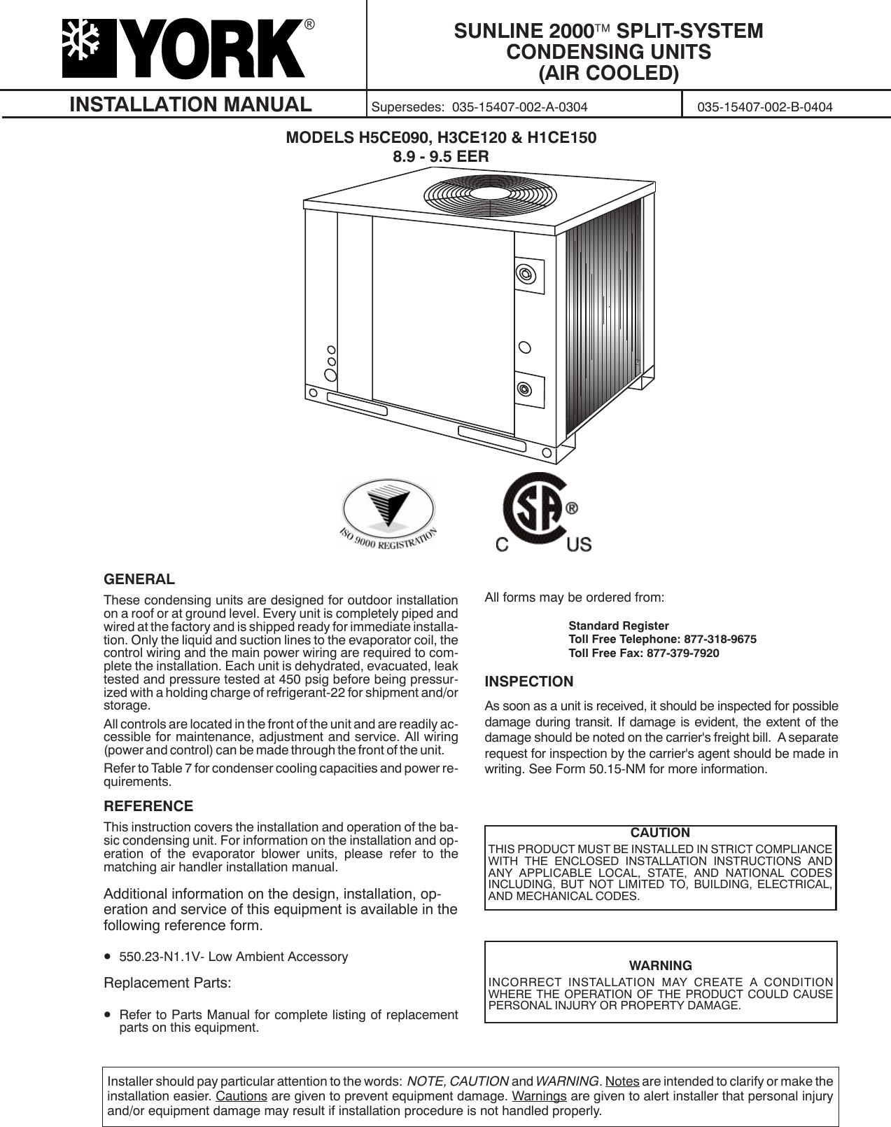 Air Conditioning Unit Capacitor For Air Conditioning Unit Manual Guide