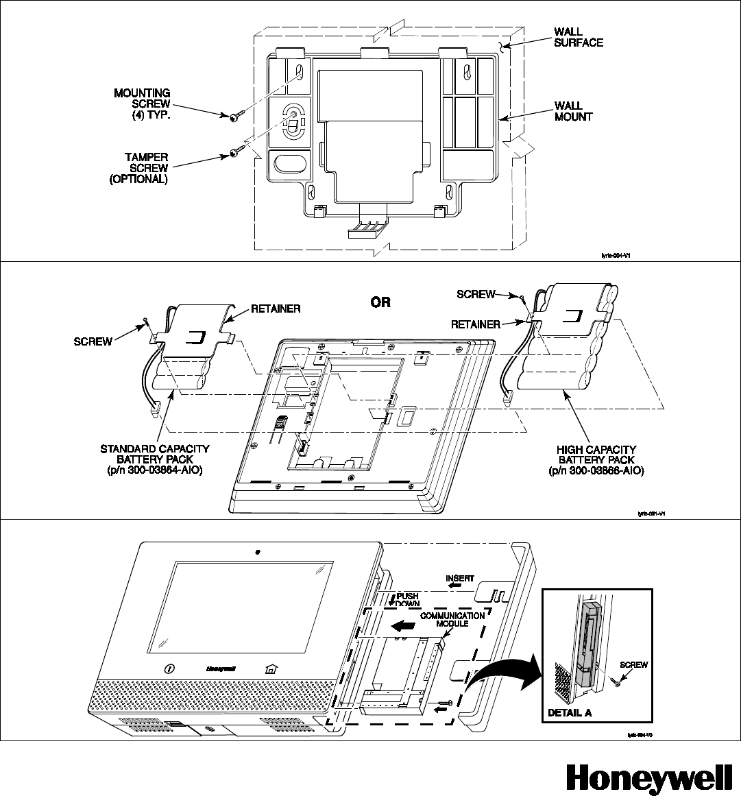Adt Controller Wiring Diagram Schematics Lyric Installing The Quickconnect Kit B01j72okac Honeywell Z Alarm
