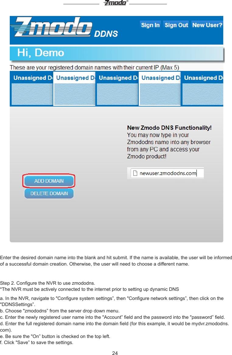 ZMODO Technology IXA05-WC IP-CAM User Manual