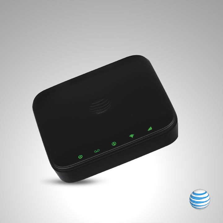 ZTE AT&T Wireless Home Phone And Internet User Guide AT T
