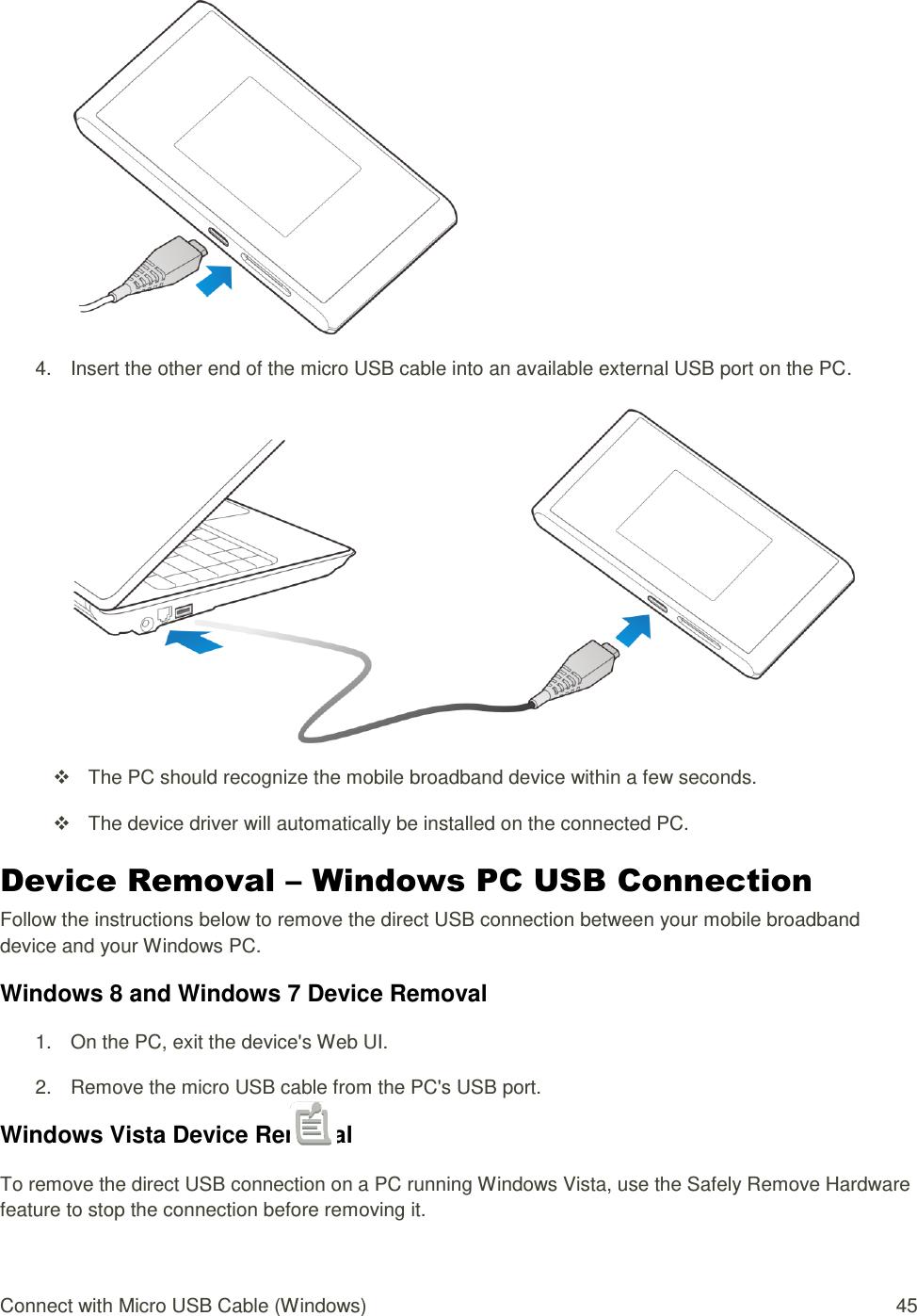 ZTE MF975 LTE uFi User Manual