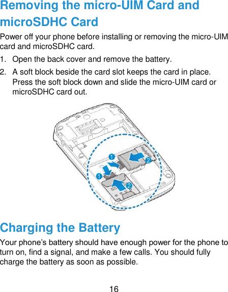 ZTE Z233VL LTE/CDMA Multi-Mode Digital Mobile Phone User