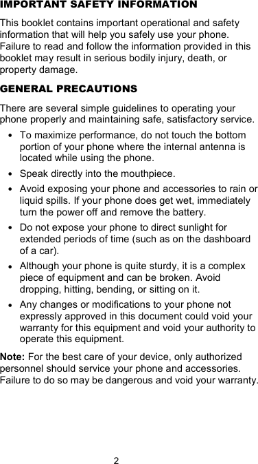 ZTE Z3001S CDMA /LTE Multi-Mode Digital Mobile Phone User Manual
