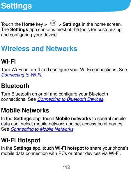 ZTE Z798BL WCDMA/LTE Multi-mode Digital Mobile Phone User