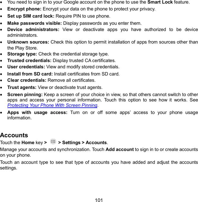 Zte Z982 User Manual