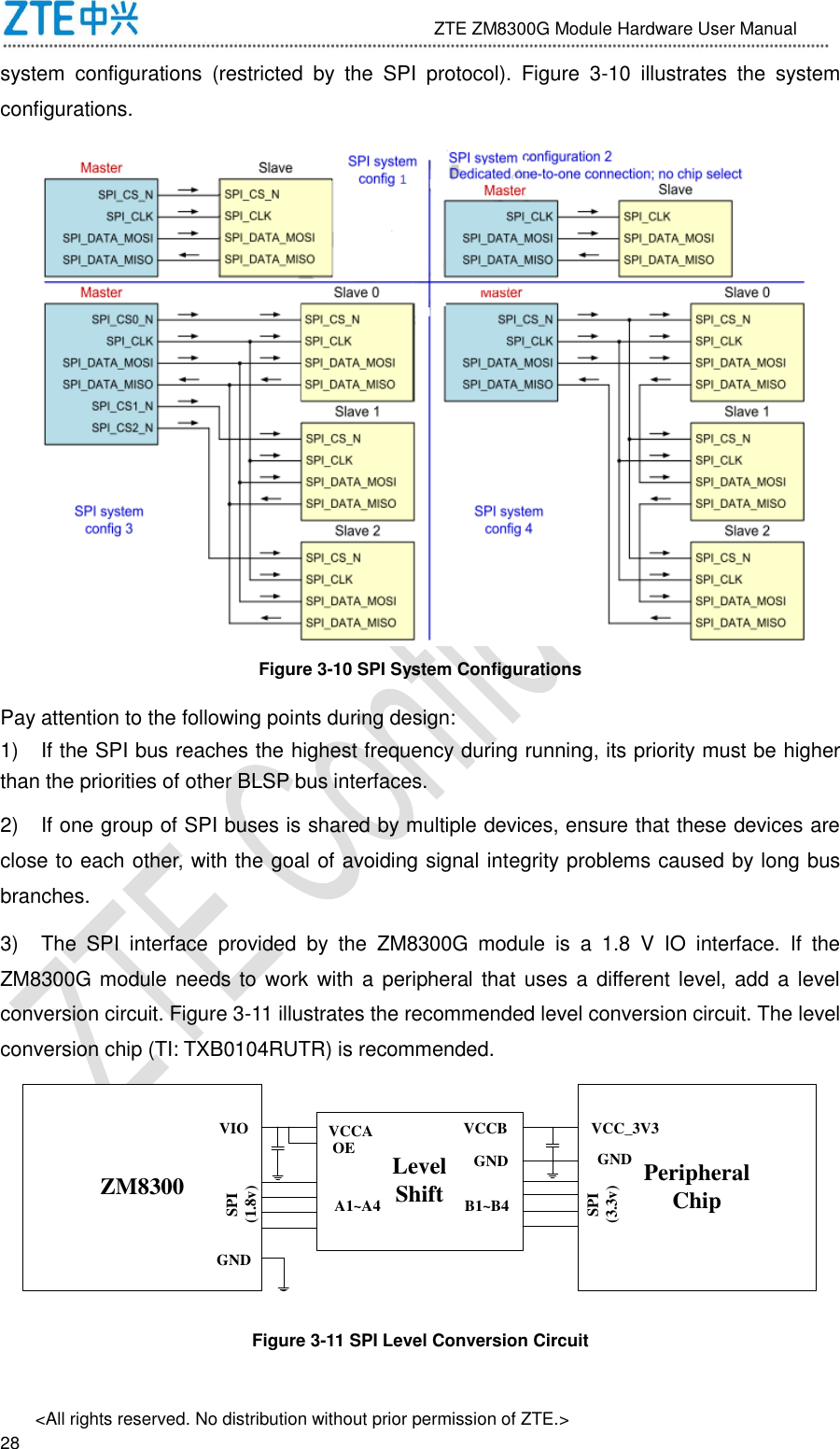 ZTE ZM8300G NB-IoT/eMTC Module User Manual