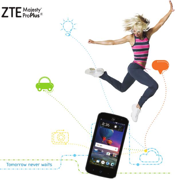 ZTE Majesty Pro Plus LTE User Guide English PDF 6 9MB