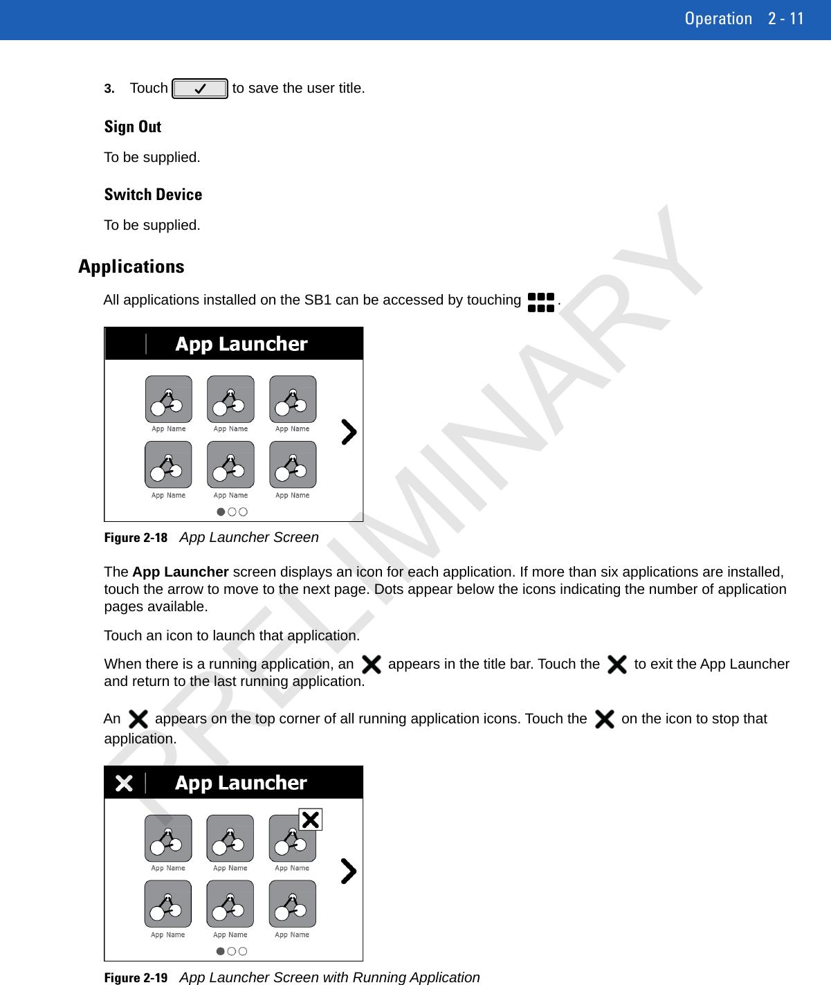 Zebra Technologies SB1 SMART BADGE User Manual SB1 User