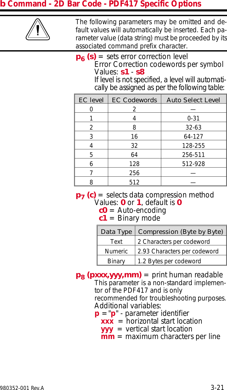 Zebra Epl2 Users Manual