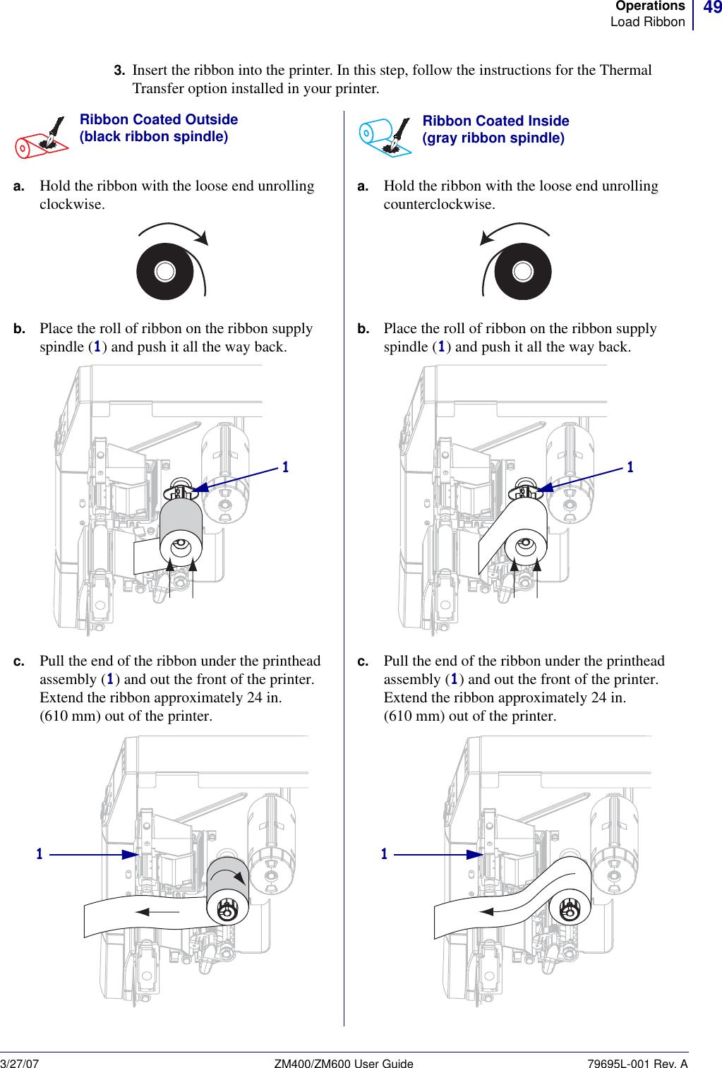 Zebra Z Series Zm400 Users Manual ZM400/ZM600 User Guide