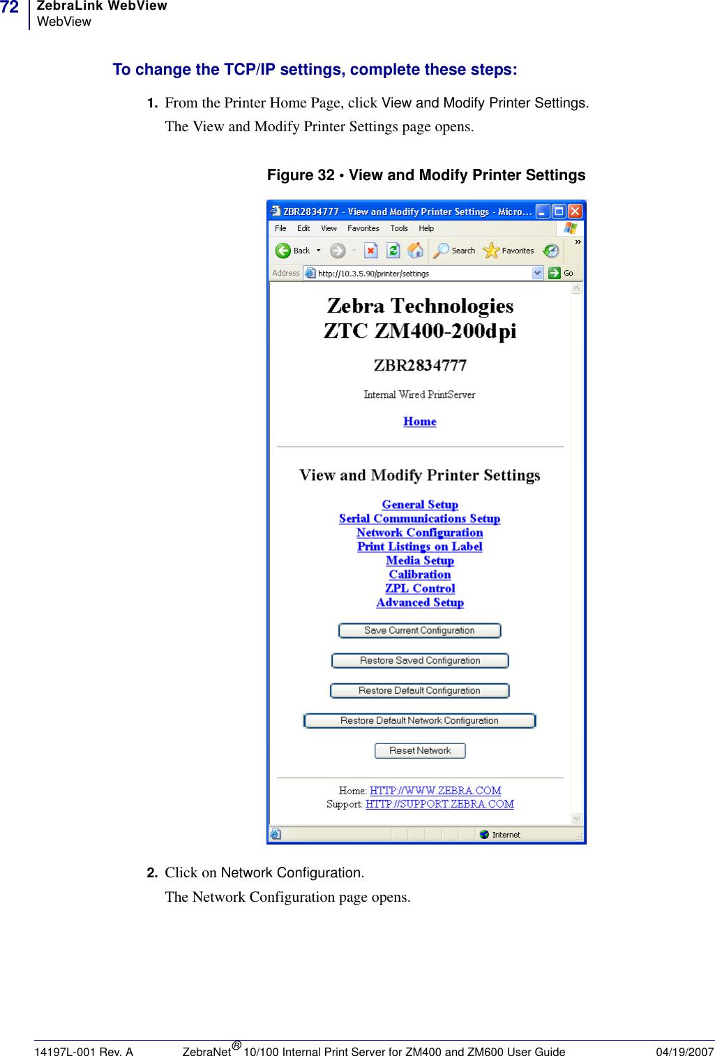Zebra Printer Plugin