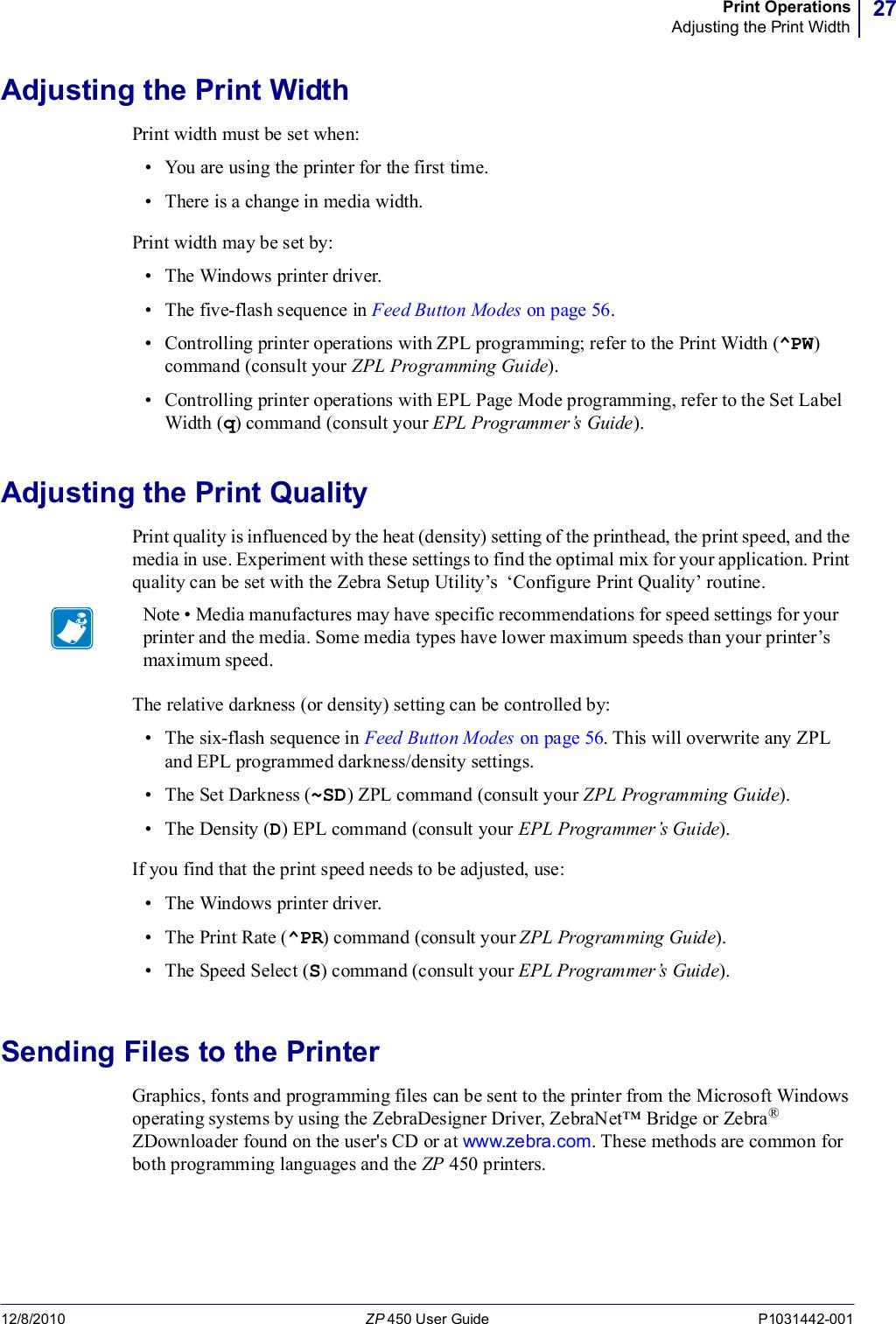 Zebra Browser Print Driver