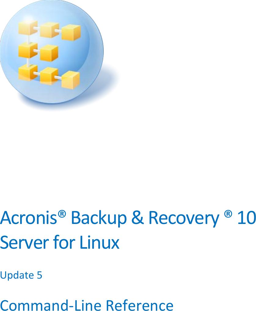 acronis command line restore