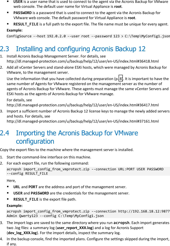 Acronis AB12 Upgrade Guide Backup 12 Upg En