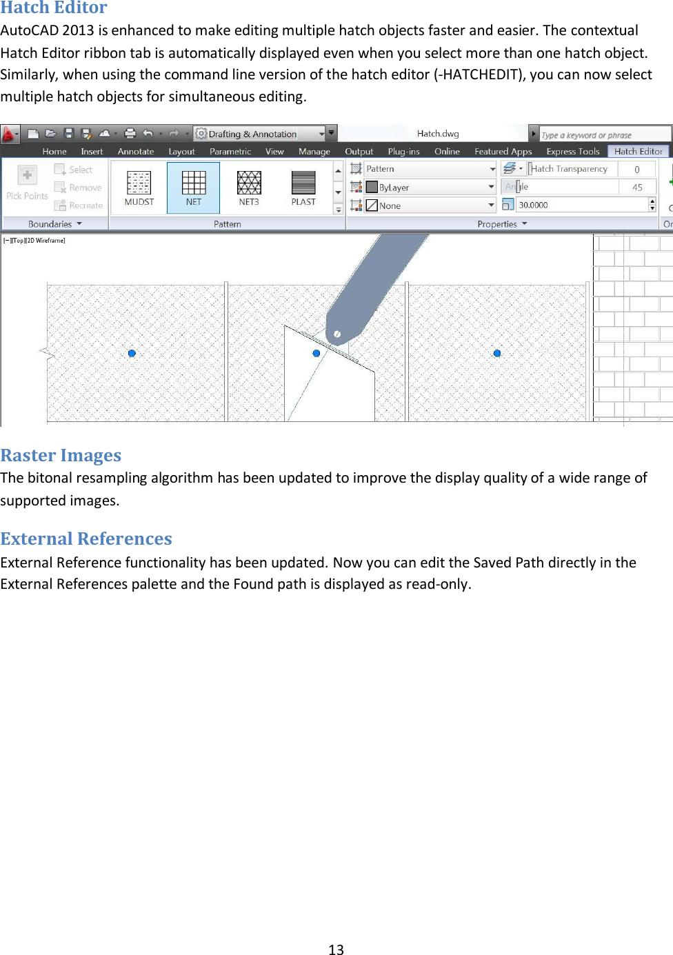 Autodesk Auto CAD 2013 Preview Guide Autocad Pg En
