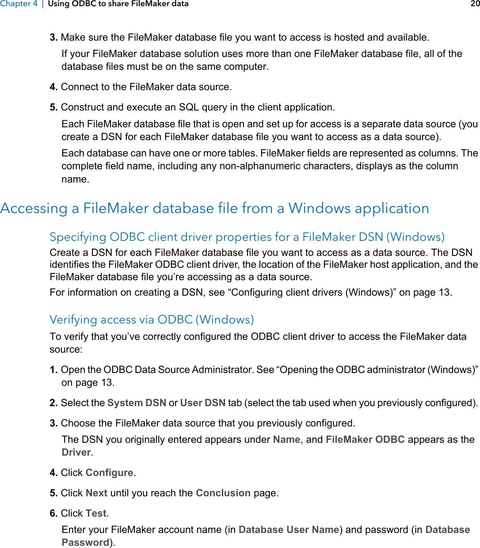 Filemaker 16 ODBC And JDBC Guide File Maker Pro Fm16 En