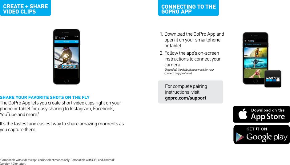 Gopro HERO + Quick Start Guide QSG HEROPlus ENG