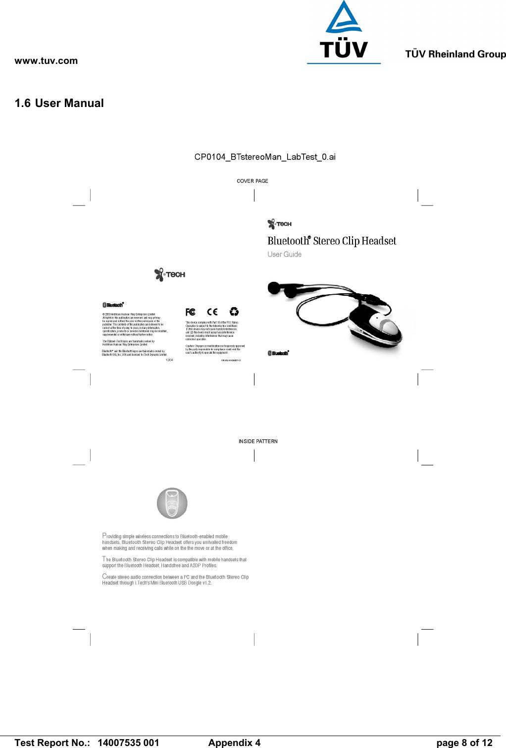 i tech dynamic c51 a04027 xx bluetooth stereo clip headset user rh usermanual wiki ACS Technical Manual Tech Review Manual