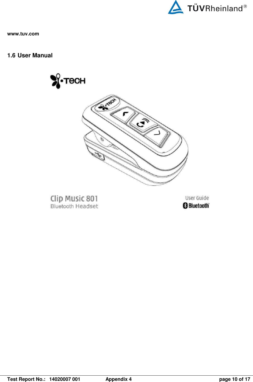 i tech dynamic c51 b801 xx bluetooth headset user manual rh usermanual wiki Army Technical Manuals Tech Comments