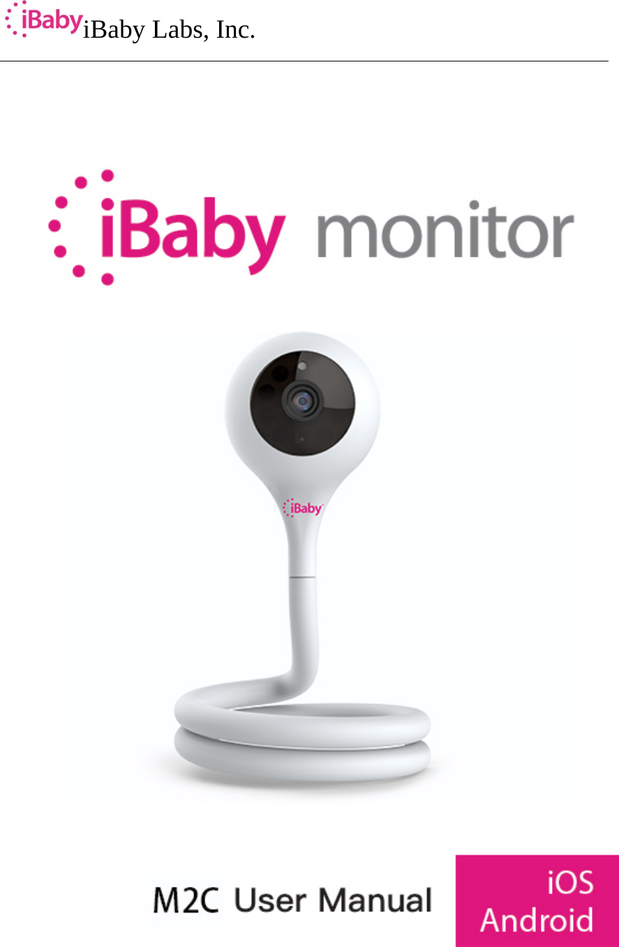 iBaby Labs, Inc.