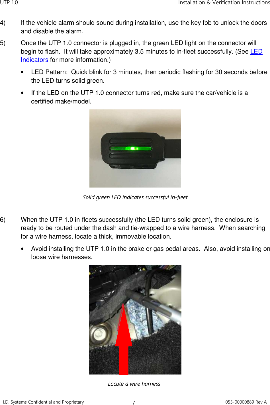 id Systems MVAC30 OBDII tracking Device User Manual 055 ... on wire leads, wire cap, wire clothing, wire antenna, wire sleeve, wire lamp, wire ball, wire connector, wire holder, wire nut,