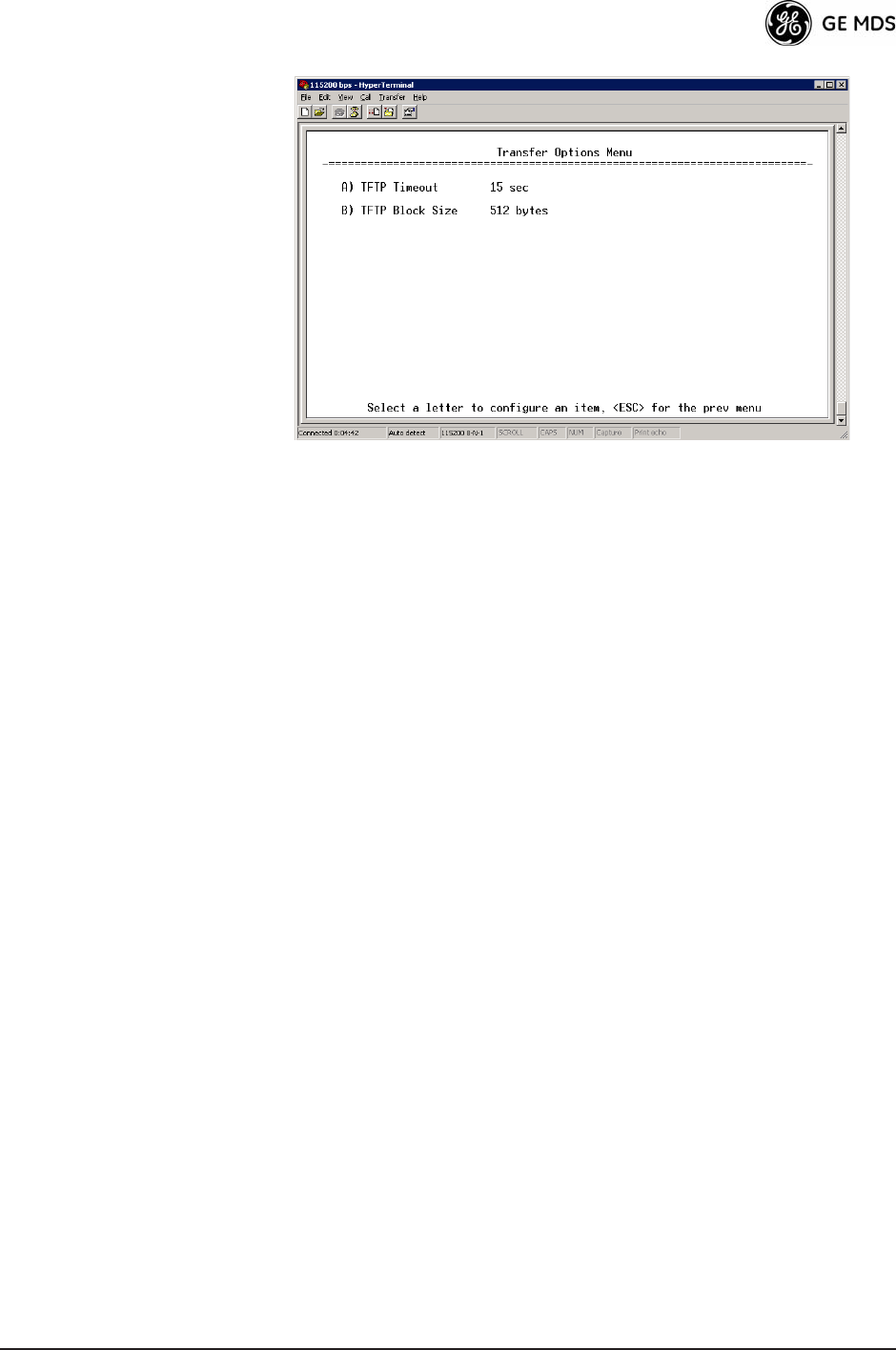 GE MDS DS-MERCURY3650 Wireless IP/Ethernet Transceiver User