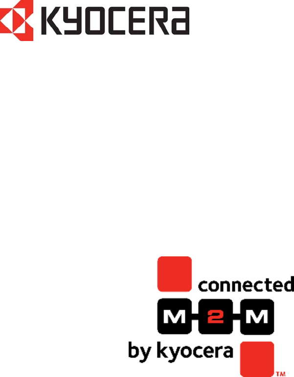 Kyocera KWC-M300 Dual-Band CDMA 1xRTT Digital Wireless