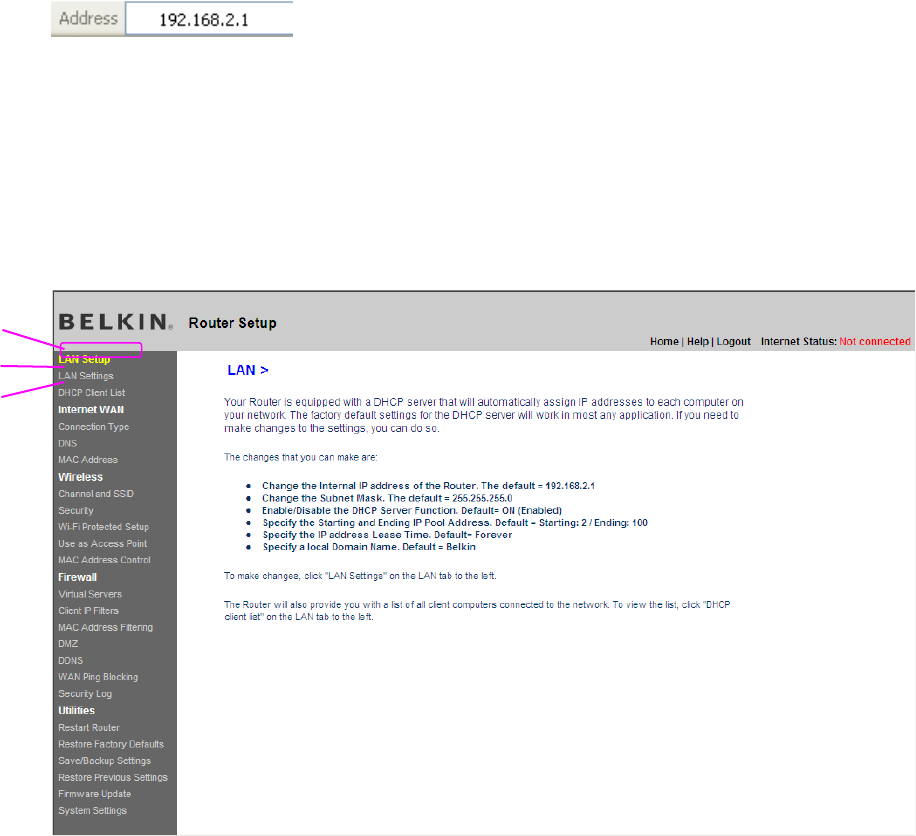 Belkin F6D4230V2 Enhanced Wireless Router User Manual