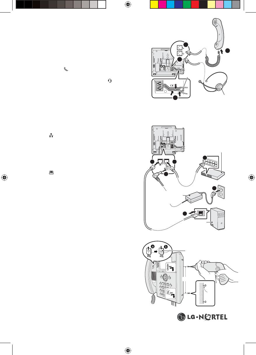 Ericsson LG IP8830 IP Phone User Manual Regulatory and